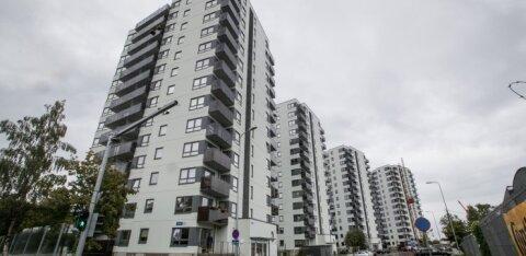 В четвертом квартале снижение объемов строительства в Эстонии продолжилось