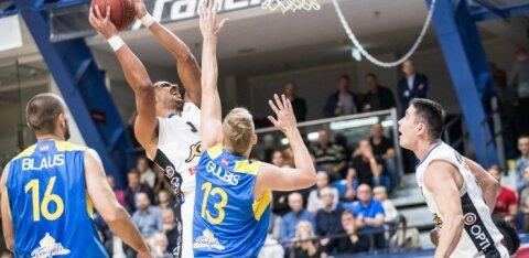 Viis Eesti klubi <i>play-off</i>'is, ees ootab Kalev/Cramo ja Tartu vastasseis