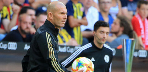 1c98543fca6 Zidane selgitas Bale`i eemalejäämist: ta pole vormis