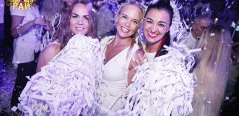 ГАЛЕРЕЯ 18+   Танцевальный Рай special White Party подарил гостям незабываемые впечатления!
