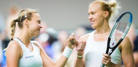 Põnev loos: Kontaveit ja Kanepi võivad French Openil omavahel kokku minna 3. ringis