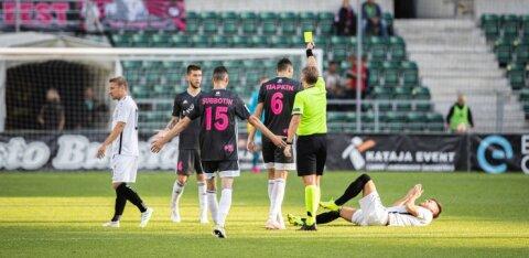 Juunikuust hakkavad kehtima uued jalgpallireeglite muudatused ja täiendused