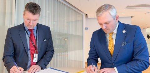 Eesti tuumajaama projekti eestvedajad on lühikese ajaga löönud käed kahe rahvusvaheliselt maineka energiafirmaga