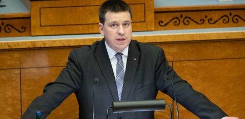 Ратас: новый фонд помощи ЕС означает увеличение платежей Эстонии на 5-7%