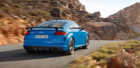 Kurb: Audi TT-d enam ei toodeta