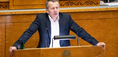 Jürgen Ligi: asjatundmatu on keskenduda reservidele