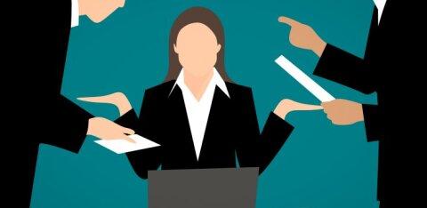 ГРАФИК: Различие в зарплатах мужчин и женщин по-прежнему наблюдается во всех сферах деятельности