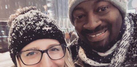 """Проживающий в Эстонии уроженец Лос-Анджелеса: я никогда не хотел быть """"чернокожим"""". Всегда хотел быть собой"""