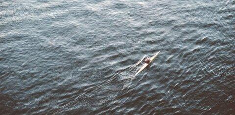Туристка рассказала, как она в одиночку сплавилась на каяке по Белому морю