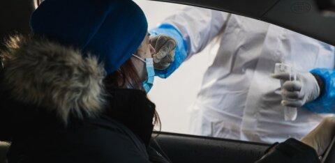 Департамент здоровья: за сутки прибавилось 690 случаев заражения коронавирусом, умерли восемь человек
