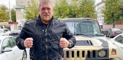 ВИДЕО: 46-летний российский тяжеловес ММА поборол медведя