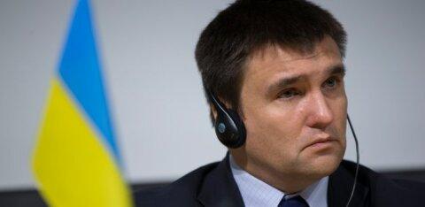 Глава украинского МИДа Павел Климкин подал заявление об отставке