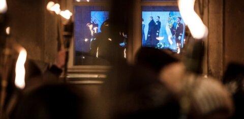 """Artur Talvik: EKRE on kuulutanud sõja nomenklatuurile. Nemad suudavad meid päästa üheparteisüsteemi """"omade jopede"""" käest"""