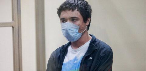 Украинец Павел Гриб приговорен в России к шести годам тюрьмы