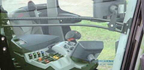 Viimastel kuudel on varastatud traktorite GPSe enam kui 100 000 euro eest