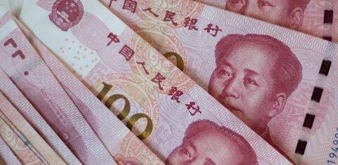 Hiinas kasvab hirm. Mis siis, kui USA keerab Hiina dollarimaksed kinni?
