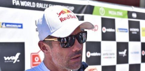 Sebastien Loeb võib uueks hooajaks kolida Toyotasse