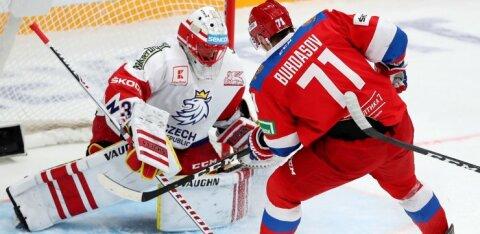 ВИДЕО: Сборная России вырвала победу у Чехии в серии буллитов