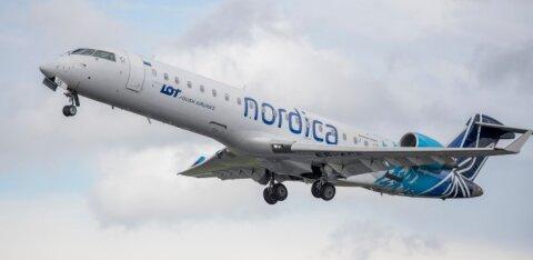 Euroopa Komisjon kiitis heaks Nordica 30 miljoni euroga toetamise