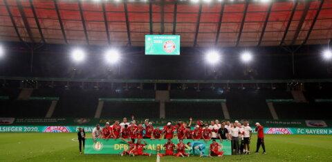 Meistrite liiga võitja kroonitakse publikuta, tühjad tribüünid on ka Eesti klubide euromängudes