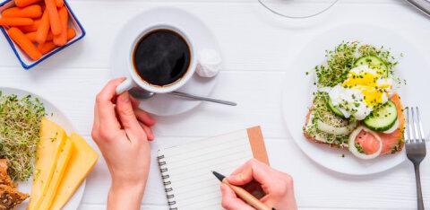 Ole iseenda toitumisnõustaja ehk kuidas teha endale ise toitumiskava, mis päriselt toimib?