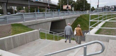 Народное голосование определило названия для виадука и туннелей в Хааберсти