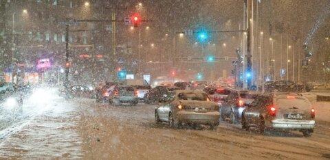 Teadlased leidsid mooduse lumesajust elektri tootmiseks