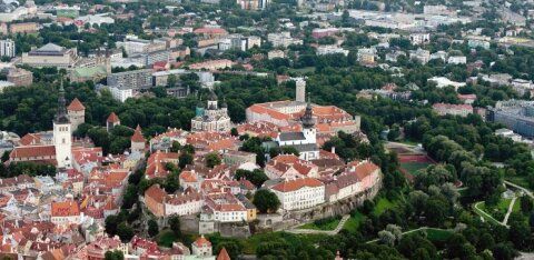 В Таллинне средняя цена квадратного метра квартиры достигла рекордного уровня