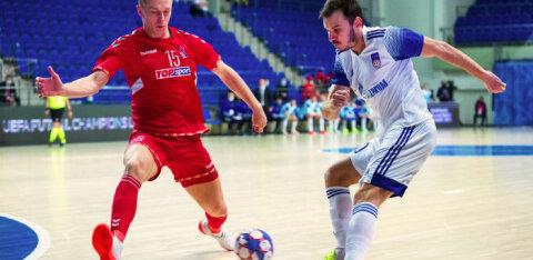 Лига чемпионов: Каунас не хотел сдаваться