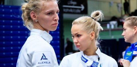 Сборную Эстонии по фехтованию отправили на карантин
