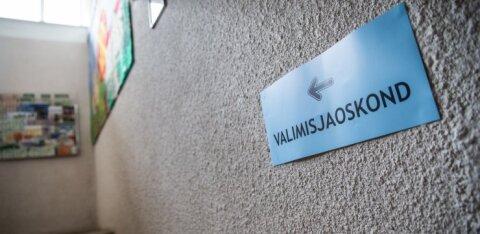 В Таллинне на евровыборах проголосовало почти 9 000 человек: пока явка больше, чем в прошлый раз