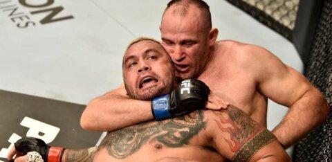 UFC в Санкт-Петербурге: Олейник сразится с Оверимом
