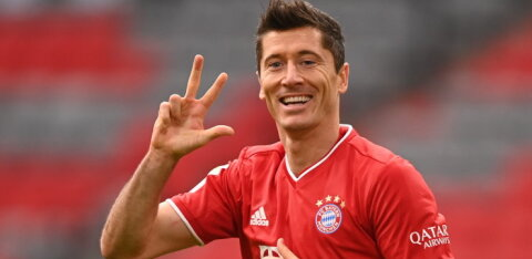 Lewandowski, van Dijk või keegi teine? FIFA avaldas aasta parima mängija kandidaadid