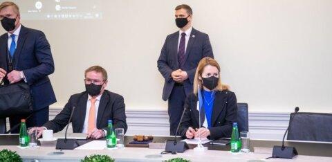 Кая Каллас: правительство решило закрыть в стране всё, что возможно