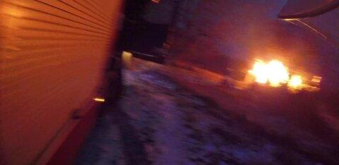 ВИДЕО | В пожаре погибла одинокая пожилая женщина