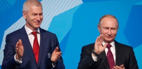 Смена правительства России повлекла и смену спортивного руководства