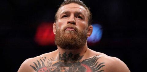 Conor McGregor teatas taas karjääri lõpetamisest
