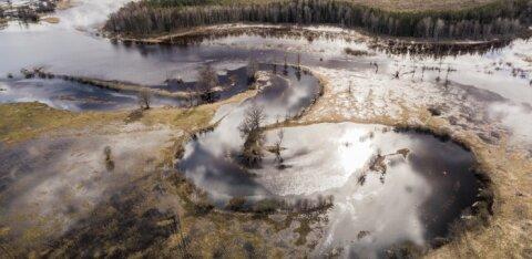Разрушенные в Красноярском крае дамбы были построены незаконно