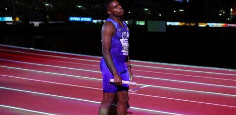 """Чемпион мира, избежавший дисквалификации за пропуск допинг-тестов, может стать """"легкоатлетом года"""""""