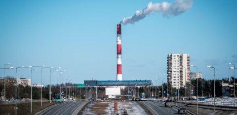 Märtsis kukkus elektritootmine Eestis hüppeliselt