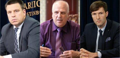 ГЛАВНОЕ ЗА ДЕНЬ: Страсти вокруг министра Ярвика, э-понедельник и результаты госэкзаменов