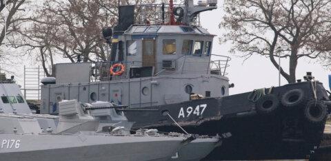 Инцидент в Керченском проливе: Россия вернет Украине корабли, но без боеприпасов