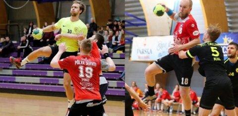 Käsipalli finaalseeria: mängujuhid Laast ja Tšezlov peavad kogemusi oma rollis oluliseks