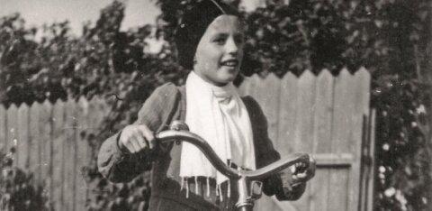 """""""Jättes seljataha Eesti"""" – Teisest maailmasõjast lapse pilgu läbi"""