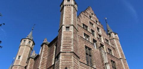 Почему Дом Мясников в Антверпене называют одной из главных достопримечательностей города