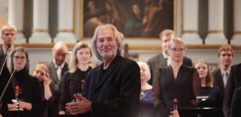 Mezzos kõlab täna õhtul Arvo Pärdi muusika Eesti filharmoonia kammerkoori esituses