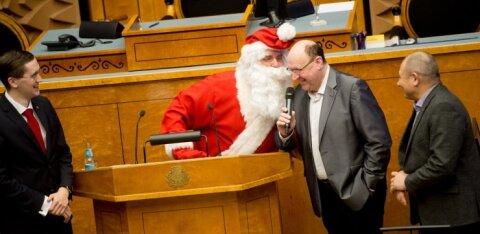 Krister Paris: mis maksab valetama harjunud ministri sõna?