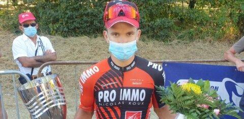 Eesti jalgrattur triumfeeris Prantsusmaa ühepäevasõidul