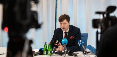 ВИДЕО | Хельме: Билл Браудер боится ехать в Эстонию. Он считает, что здесь полно российских агентов