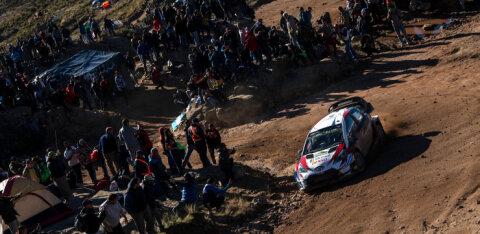 50-aastane argentiinlane stardib kodusel MM-etapil Toyota WRC-ga